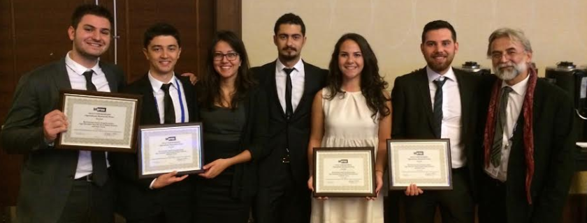IE Students' Pegasus Airlines Project Selected as Finalist in 2015 Undergraduate O.R. Prize