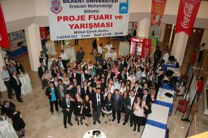 2012 EM Proje Fuarı / IE Project Fair