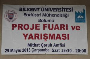 2013 EM Proje Fuarı / IE Project Fair