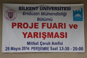 2014 EM Proje Fuarı / IE Project Fair